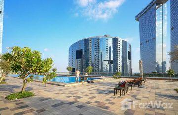 Sun Tower in City Of Lights, Abu Dhabi