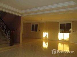 5 غرف النوم فيلا للبيع في NA (Bensergao), Souss - Massa - Draâ Villa 300m² habitable a vendre à founty