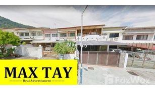 3 Bedrooms Townhouse for sale in Paya Terubong, Penang