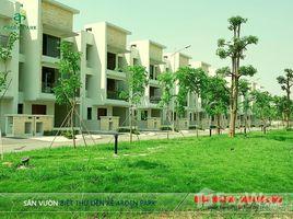 4 Phòng ngủ Biệt thự bán ở Thạch Bàn, Hà Nội Bán 6.7 tỷ lô biệt thự Arden Park Garden Villas Long Biên, đã hoàn thiện, CK 2%, miễn 5 năm dịch vụ