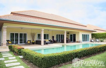 Orchid Palm Homes 3 in Thap Tai, Hua Hin