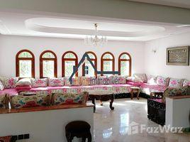 Rabat Sale Zemmour Zaer Na Agdal Riyad villa à louer sur Souissi 5 卧室 别墅 租