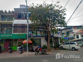 Studio Villa for rent in Boeng Keng Kang Ti Muoy, Phnom Penh Commercial Shop house in BKK1 For Rent(Corner Property)