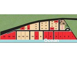 N/A Terreno (Parcela) en venta en Puerto De Cayo, Manabi Las Palmas: Oceanfront Gated Community, Puerto Cayo, Manabí