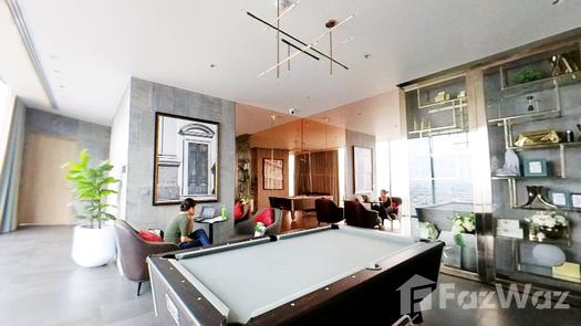 3D Walkthrough of the Pool / Snooker Table at Knightsbridge Prime Sathorn