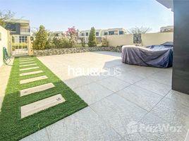 3 Bedrooms Villa for sale in Maple at Dubai Hills Estate, Dubai Single Row | Vacant On Transfer | Upgraded Garden