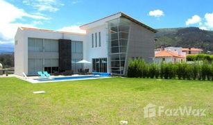4 Habitaciones Casa en venta en Cumbaya, Pichincha