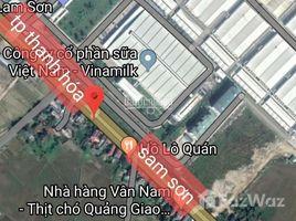 N/A Land for sale in Lam Son, Thanh Hoa BÁN GẤP LÔ ĐẤT MẶT TIỀN QUỐC LỘ 47 THÀNH PHỐ THANH HÓA. DT 333.3M2, MT 16M, THỔ CƯ 100%