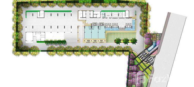 Master Plan of Skyline Rattanathibet - Photo 1