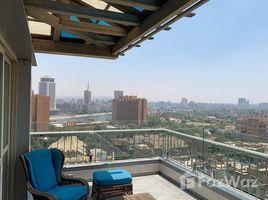 Cairo Nile View Penthouse In Zamalek For Rent 3 卧室 顶层公寓 租