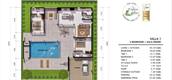 Unit Floor Plans of MANEE by Tropical Life Residence