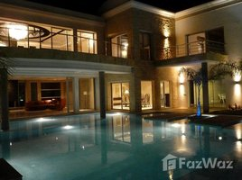 Rabat Sale Zemmour Zaer Na Agdal Riyad Très belle villa à vendre. Souissi, Rabat . 8 卧室 屋 售