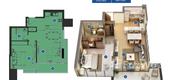 Unit Floor Plans of Azizi Riviera (Phase 2)