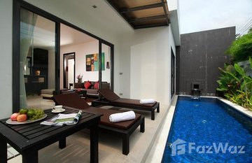 Seastone Pool Villas in Choeng Thale, Phuket
