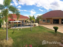 4 Bedrooms House for sale in Ban Sai, Surin Dream pool house + seperat guest house
