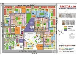 Haryana Hansi RESIDENCY GREENS SEC 46 3 卧室 房产 售