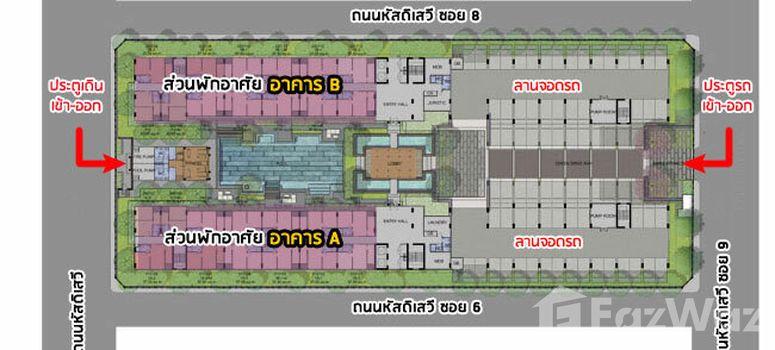 Master Plan of D Vieng Santitham - Photo 1