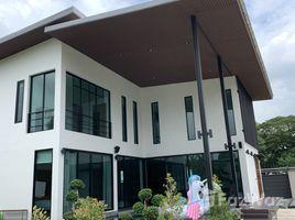 3 Schlafzimmern Villa zu verkaufen in Khlong Chaokhun Sing, Bangkok 3 Bedrooms Modern Pool Villa in Wang Thong Lang