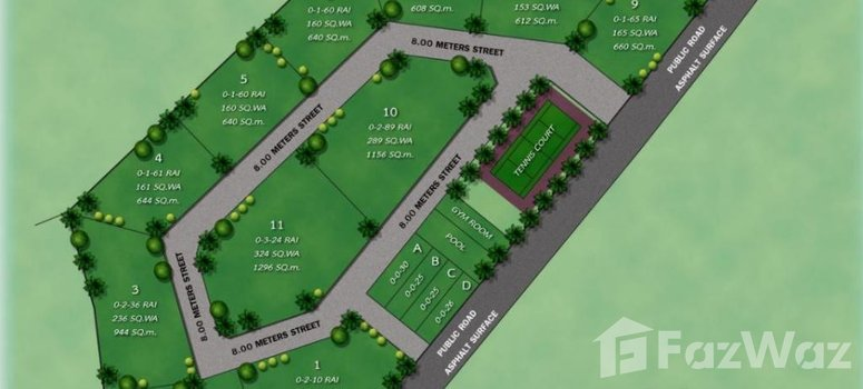 Master Plan of Hillside Hamlet 7 - Photo 1