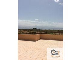 4 غرف النوم فيلا للبيع في NA (Marrakech Medina), Marrakech - Tensift - Al Haouz villa titré avec VNA sur la route de l'Ourika
