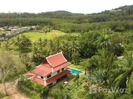 N/A Land for sale in Choeng Thale, Phuket Land 9 Rai (Can Split) near The Lake in Layan, Phuket