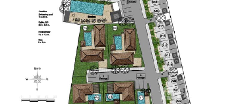 Master Plan of Kamala Paradise 2 - Photo 1