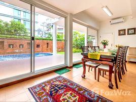 4 Bedrooms Villa for rent in Khlong Toei, Bangkok Single House for Rent in Soi Sukhumvit 2