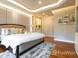 3 Bedrooms Townhouse for sale in Chong Nonsi, Bangkok The Welton Rama 3