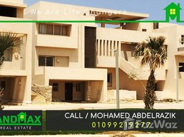 Matrouh Townhouse Villa for Sale in Hacienda Bay 5 卧室 联排别墅 售