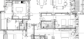 Unit Floor Plans of Supreme Garden