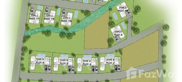 Master Plan of Saitarn Residences - Photo 1