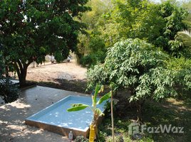 N/A Land for sale in Sam Phrao, Udon Thani 4 Rai 3 Ngan 27 TW Land with House For Sale, Udon Thani