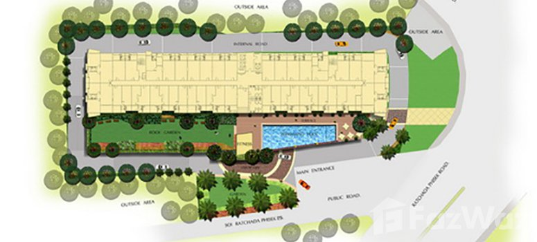 Master Plan of City Home Tha-Phra Intersection - Photo 1