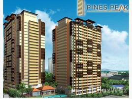 Studio Condo for sale in Mandaluyong City, Metro Manila Pines Peak Tower I