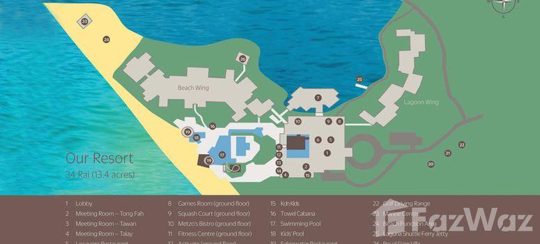 Master Plan of SAii Laguna Phuket - Photo 1