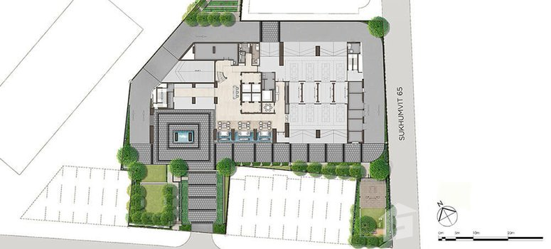 Master Plan of Mulberry Grove Sukhumvit - Photo 1