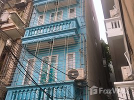 Дом, 3 спальни на продажу в Vinh Hung, Ханой Townhouse with Private Parking in Vinh Hung for Sale