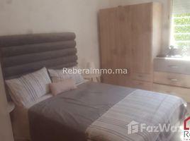 3 غرف النوم شقة للبيع في NA (Temara), Rabat-Salé-Zemmour-Zaer Bel Appartement avec Jardin