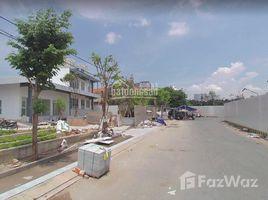 N/A Land for sale in Binh Hung Hoa B, Ho Chi Minh City Bán gấp MT NGUYỄN THỊ TƯ ngay cạnh Dragon vila Trong KDC trí thức cao. 80m2 giá chỉ 2,7 tỷ