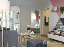 1 Bedroom Property for sale in Talat Phlu, Bangkok Metro Sky Wutthakat