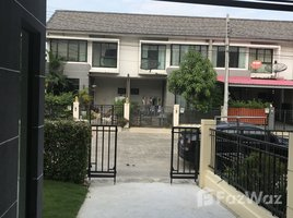 3 Bedrooms Townhouse for sale in Bang Bua Thong, Nonthaburi The Villa Bangbuathong