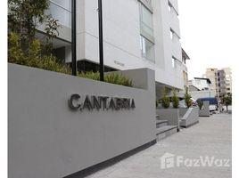 Pichincha Quito E 1005 TORRE CANTABRIA: New Condo For Sale with Views of Quito in Great Location 3 卧室 住宅 售
