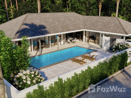 4 Bedrooms Villa for sale in Bo Phut, Koh Samui MANEE by Tropical Life Residence