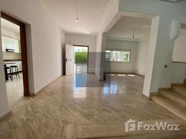 Grand Casablanca Na Anfa location de trés belle villa vide avec piscine vue sur mer 4 卧室 别墅 租