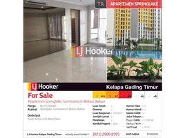 Aceh Pulo Aceh Apartemen Apartemen Springlake Summarecon Bekasi Tower Azola Lantai 29 1 卧室 住宅 售