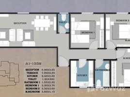 Giza Northern Expansions Bait Al Watan Al Takmely 3 卧室 住宅 售