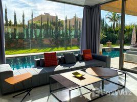 Marrakech Tensift Al Haouz Na Menara Gueliz Villa ultramoderne sur une résidence gardée 4 卧室 别墅 售