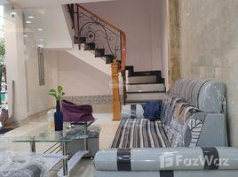 3 Phòng ngủ Nhà mặt tiền bán ở Phường 13, TP.Hồ Chí Minh Bán nhà chính chủ mới xây để ở hẻm 10m, Lê Đức Thọ, Gò Vấp, giá 5 tỷ 8