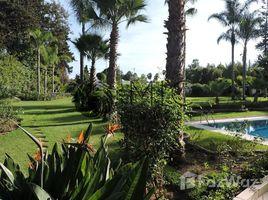Rabat Sale Zemmour Zaer Na Agdal Riyad ENVIRONNEMENT EXCEPTIONNEL POUR CETTE VILLA DE CARACTÈRE 6 卧室 别墅 售