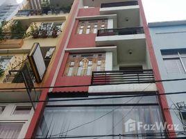 Studio House for sale in Ward 6, Ho Chi Minh City Bán nhà gần MT Cao Thắng quận 10, DT 6x10m, 3 lầu ST kiên cố, giá rẻ nhất khu vực quận 3